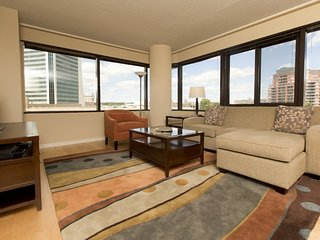 Furnished 1-Bedroom Apartment at Greyrock Pl & Main St Stamford - Stamford vacation rentals