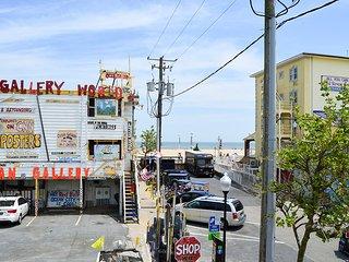6 2nd Street - Near Boardwalk w/ Ocean View! - Ocean City vacation rentals