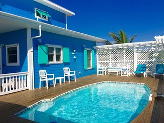 CATCH A WAVE- 3BR/ 2 BATH, POOL, VIEWS, GOLF CART* - Hope Town vacation rentals