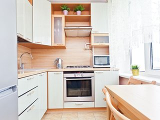 Apartment Near of the Monastery - Moscow vacation rentals