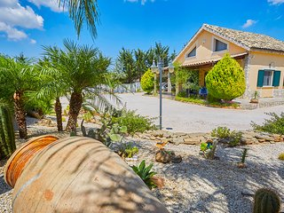 Cozy Villa with pool near the beach of Selinunte - Partanna vacation rentals