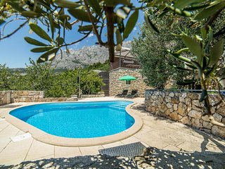 Villa Belvedere **** with private pool and garden - Makarska vacation rentals