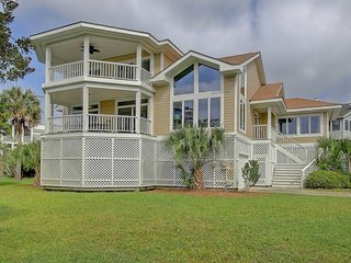 Bright House with Internet Access and Water Views - Wild Dunes vacation rentals
