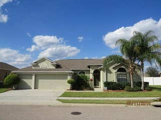 Big Beautiful 4 Bedroom Home In Legacy Park with Private Pool - Davenport vacation rentals