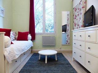 Standard studio 3 persons with garden corner - Nice vacation rentals