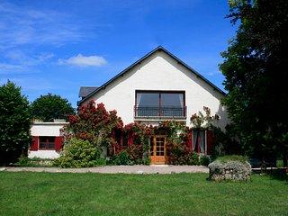 morvan lac des settons  maison des roseaux 15 pers - Moux-en-Morvan vacation rentals