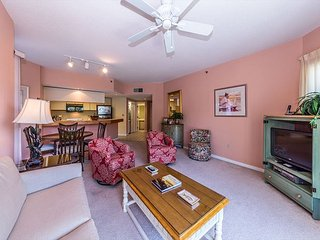 Barrington Court 417, 1 Bedroom, OceanView, Large Heated Pool, Spa - Hilton Head vacation rentals