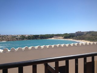 Beach View Apartment overlooking Arenal Bay. - Arenal d'en Castell vacation rentals