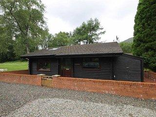 Nice 2 bedroom Cabin in Strathyre - Strathyre vacation rentals
