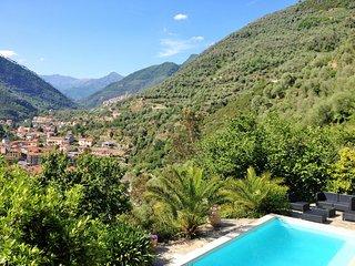 Superbe Villa Piscine Badalucco 10km de la mer - Badalucco vacation rentals