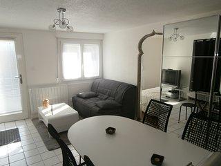 Courts séjours à Besançon entre gare/centre-ville - Besançon vacation rentals