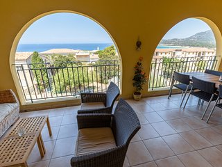 Sea view – beach 300 m – Algajola 200 m - WiFi - Algajola vacation rentals
