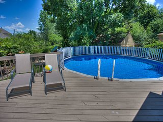 Perfect House with Deck and Internet Access - Tulsa vacation rentals