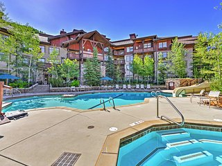 Slopeside 2BR Solitude Condo w/2 Hot Tubs - Solitude vacation rentals