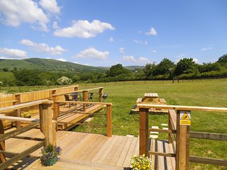 Little Meadow Park, Caban Gwdihw - Llanbrynmair vacation rentals