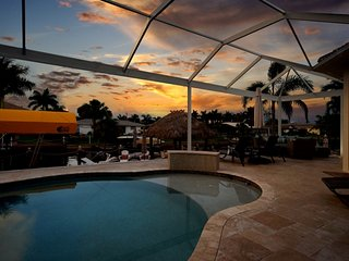 Villa Annibel - Spectacular Canal Front Pool Home - Cape Coral vacation rentals