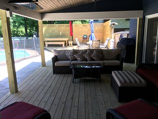 North Indy, 4BD, Heated Pool, Perfect Location - Indianapolis vacation rentals