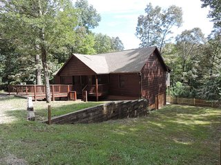 Cozy 2 Bedroom Cabin in Ellijay Georgia - Ellijay vacation rentals