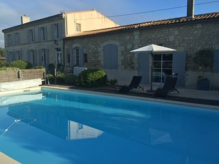 Nice Bed and Breakfast with Internet Access and Shared Outdoor Pool - Soussans vacation rentals