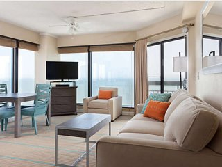 SeaGlass Tower 1 Bedroom Standard City View - Myrtle Beach vacation rentals