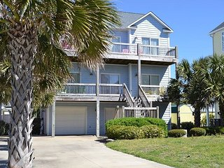 Amazing Cottage with Wonderful Views of the Ocean! - Atlantic Beach vacation rentals