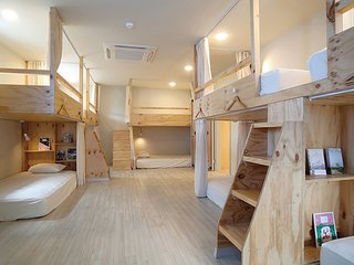 Olle Guesthouse Female Dormitory for 10 people - Seogwipo vacation rentals