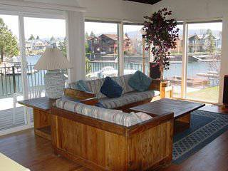 Lake Tahoe Home on the Water - South Lake Tahoe vacation rentals
