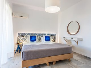 Galatea - Studio with Garden View - Psarou vacation rentals