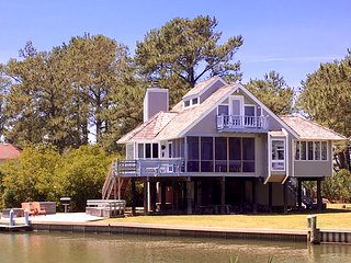 Chincoteague Waterfront 4/4 Home -  Book Weekends - Spring Break - Summer Now! - Chincoteague Island vacation rentals