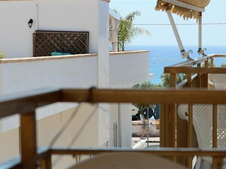 Holiday house in Lido Conchiglie in Gallipoli on the first floor sea view and - Gallipoli vacation rentals