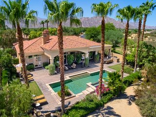 Greg Norman Luxury Mountain View Villa W/Salt Water Pool/Spa - La Quinta vacation rentals