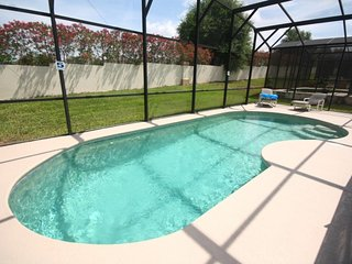 Upscale 5 BR 4 BA Pool Home in Gated Community of Legacy Park Near Disney - Davenport vacation rentals