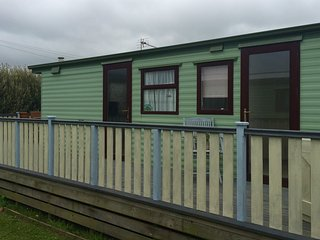 Nice Caravan/mobile home with Hot Tub and Television - Silecroft vacation rentals