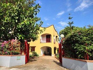 Appartamento in villa con giardino e vista mare - Trabia vacation rentals