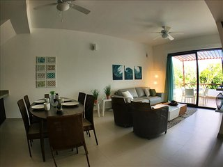 RP5 Awesome Penthouse, Private Rooftop, Beach Club - Akumal vacation rentals