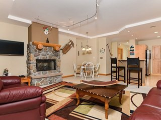 Luxury 2 bedroom Kirkwood condo across from lifts - Meadow Stone 104 - Kirkwood vacation rentals