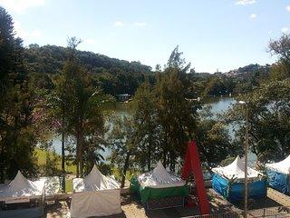 Linda vista para o Parque das Águas - Sao Lourenco vacation rentals