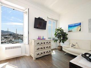 A3CW1 Cannes Appartement  avec vue sur le port - World vacation rentals