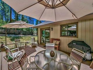 Spacious home in Montgomery Estates with horseshoes, grill, outdoor patio - Peaceful Pines - South Lake Tahoe vacation rentals