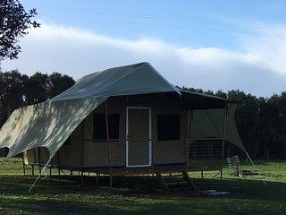 Safari Tent - Promhills Cabins - Yanakie vacation rentals