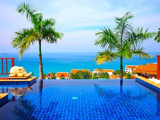 Panoramic Sea View, Beside The Beach - OR01 - Patong vacation rentals