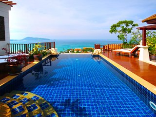 Panoramic Sea View, Beside The Beach - OR11 - Patong vacation rentals