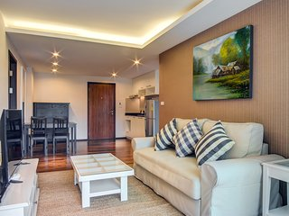 2 Bed Modern Condo Fully furnished  - Rawai Beach Road - Nai Harn vacation rentals