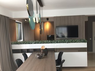 3 Bedroom Penthouse with private outdoor Hot Tub - Brasov vacation rentals
