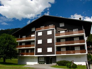 Eperon 8 - Morgins vacation rentals