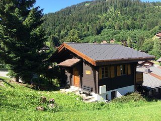 Comfortable 2 bedroom Morgins Villa with Balcony - Morgins vacation rentals