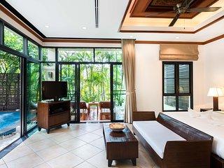 Romantic 1BR / Nai Harn Baan-Bua Villas - Nai Harn vacation rentals