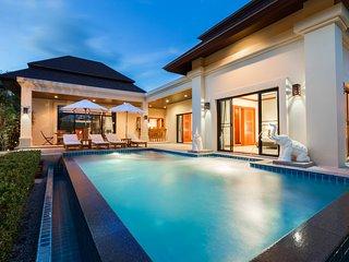 Tranquil 2BR / Nai Harn Baan-Bua Villas - Nai Harn vacation rentals
