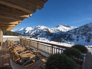 Breath-taking views luxury chalet - Lech vacation rentals