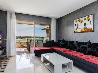 شقة غرفتين وصالة في منتجع غولف بريستيجيا خمس نجوم - Marrakech vacation rentals